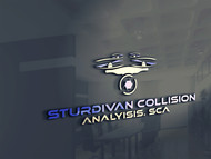 Sturdivan Collision Analyisis.  SCA Logo - Entry #82
