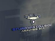 Sturdivan Collision Analyisis.  SCA Logo - Entry #82