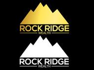 Rock Ridge Wealth Logo - Entry #446
