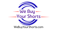 We Buy Your Shorts Logo - Entry #82