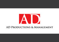 Corporate Logo Design 'AD Productions & Management' - Entry #12