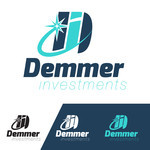 Demmer Investments Logo - Entry #176