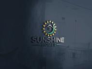 Sunshine Homes Logo - Entry #190
