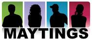 Maytings Logo - Entry #11