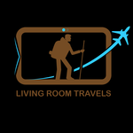 Living Room Travels Logo - Entry #93