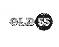"""""""OLD 55"""" - mid-century vintage furniture and wares store Logo - Entry #54"""