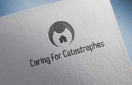 CARING FOR CATASTROPHES Logo - Entry #14