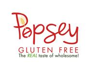 gluten free popsey  Logo - Entry #142