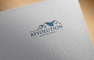 Revolution Roofing Logo - Entry #59