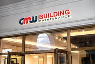CMW Building Maintenance Logo - Entry #638