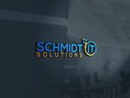 Schmidt IT Solutions Logo - Entry #156