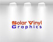 Solar Vinyl Graphics Logo - Entry #130