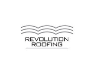 Revolution Roofing Logo - Entry #471