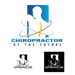 Chiropractor of the Future Logo - Entry #91