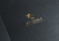 Life Goals Financial Logo - Entry #174
