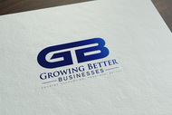 Growing Better Businesses Logo - Entry #74