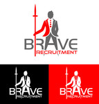Brave recruitment Logo - Entry #22