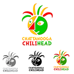Chattanooga Chilihead Logo - Entry #12