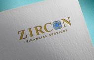Zircon Financial Services Logo - Entry #351