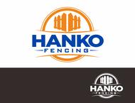 Hanko Fencing Logo - Entry #272