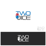Two Dice Logo - Entry #68