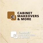 Cabinet Makeovers & More Logo - Entry #95