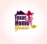 Texas Home Genie Logo - Entry #37