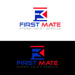 First Mate Logo - Entry #35