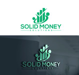Solid Money Solutions Logo - Entry #36
