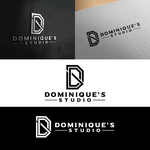 Dominique's Studio Logo - Entry #200