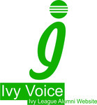 Logo for Ivy Voices - Entry #9