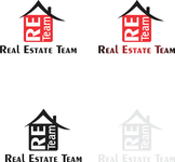 Real Estate Team Logo - Entry #6