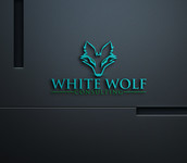 White Wolf Consulting (optional LLC) Logo - Entry #422