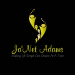 Ja'Net Adams  Logo - Entry #71