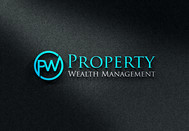 Property Wealth Management Logo - Entry #74