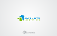 River Haven Renovations Logo - Entry #42
