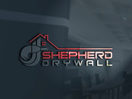 Shepherd Drywall Logo - Entry #59