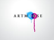 ArtMoose Logo - Entry #68