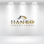 Hanko Fencing Logo - Entry #218