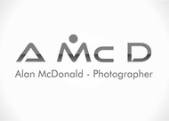 Alan McDonald - Photographer Logo - Entry #126