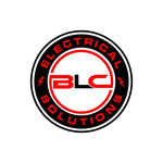 BLC Electrical Solutions Logo - Entry #167