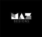 Maz Designs Logo - Entry #384