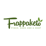 Frappaketo or frappaKeto or frappaketo uppercase or lowercase variations Logo - Entry #187