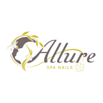 Allure Spa Nails Logo - Entry #135