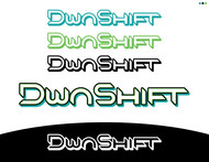 DwnShift  Logo - Entry #33