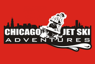 Chicago Jet Ski Adventures Logo - Entry #27