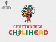 Chattanooga Chilihead Logo - Entry #26