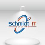 Schmidt IT Solutions Logo - Entry #199