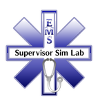 EMS Supervisor Sim Lab Logo - Entry #138