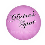 Claire's Spot Logo - Entry #108
